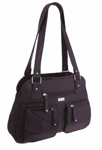 Larisa Faux Leather Handbag