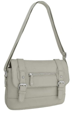 Starling Faux Leather Satchel Bag