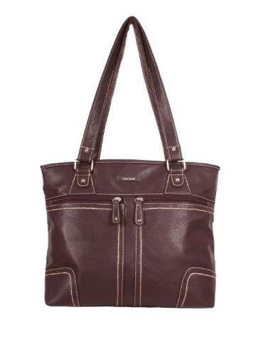 Hayden Faux Leather Shoulder Bag