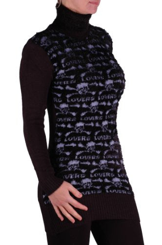 1Knitted Polo Neck Jumper