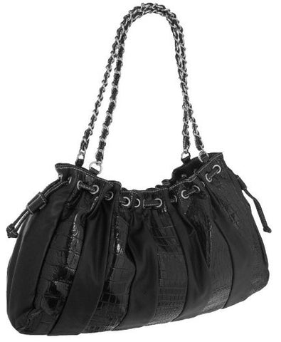 Charlie Clark Faux Leather Handbag