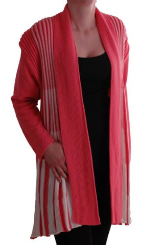 Gaby Draped Waterfall Knitted Cardigan