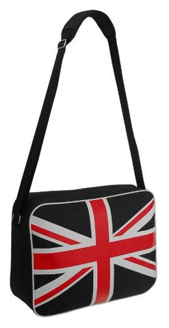 Brittania Union Jack Cross Body Polyester Bag