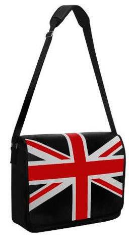 British Union Jack Flap Over Cross Body Bag