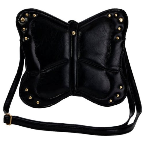 Phoebe Butterfly Cross Body Faux Leather Bag