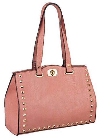 Lilith Faux Leather Handbag