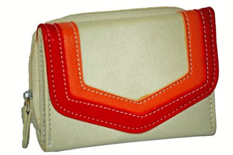Ada Faux Leather Wallet