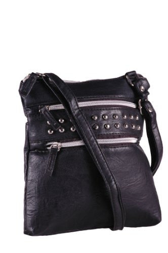 1Valentina Studded Cross Body Bag