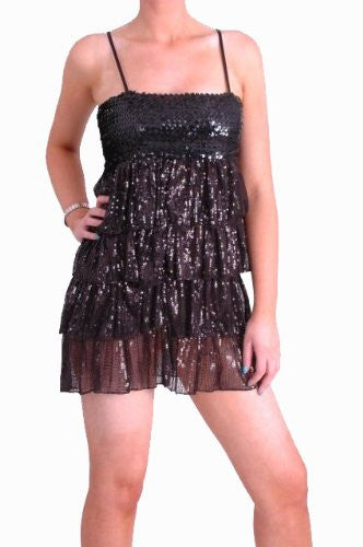 Stella Sequined Glitzy Dress
