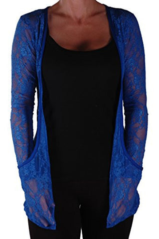 Florence Lace Waterfall Cardigan