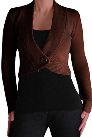 Domenica Scoop Neck Knitted Cardigan