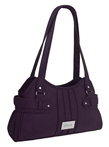 Athens Faux Leather  Handbag