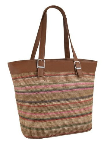 Bailey Woven Shoulder Bag