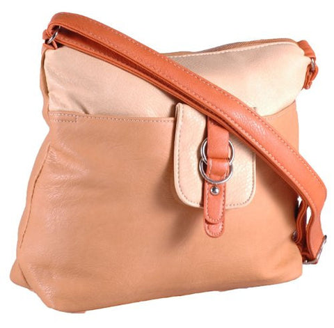 Gillian Faux Leather Cross Body Bag