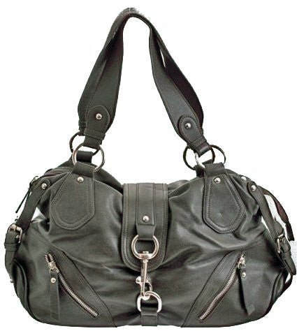 Ariele Faux Leather Handbag