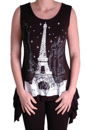 New Paris Eiffel Tower Tops