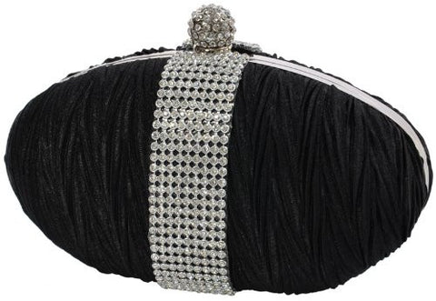 Diamante Mini Clutch Bag