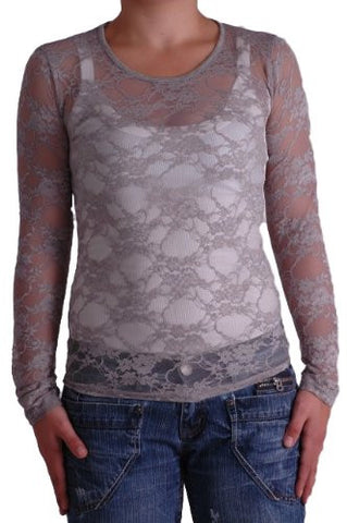 Aura Sheer Lace Tops