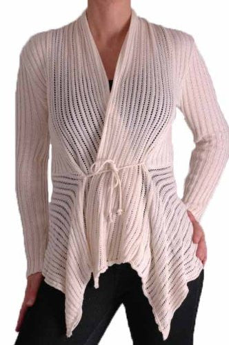 1Hudson Ribbed Knitted Cardigan