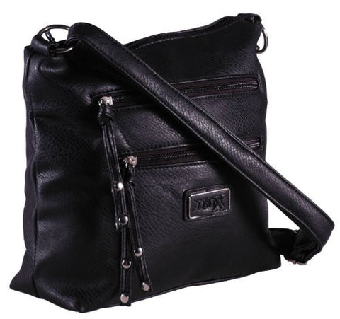 Cynthia Faux Leather Cross Body Bag