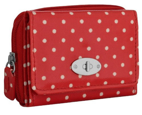Aria Spotty Faux Leather Purse
