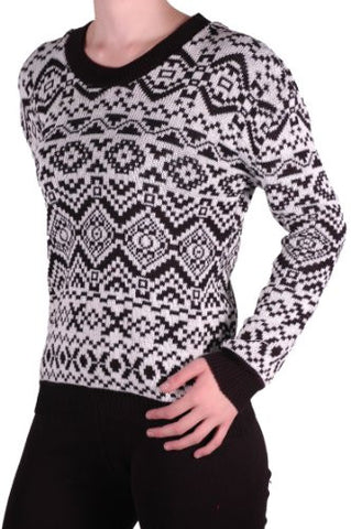 Fairisle Knitted Jumper