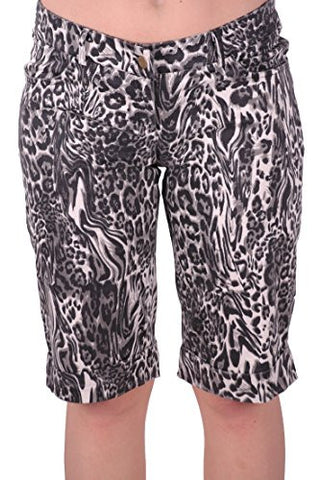 Aurora Animal Print Flexi Shorts