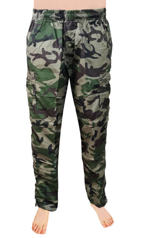 Army Camouflage 3 in 1 Cargo Military Shorts