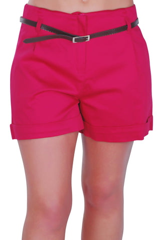 Cuba Belted Shorts