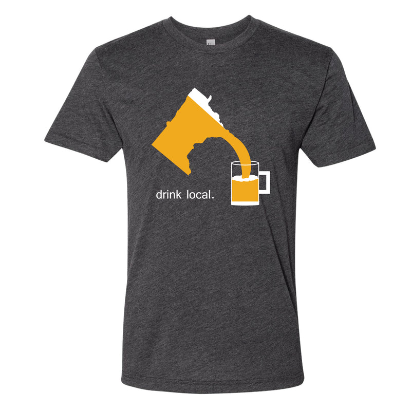 Drink Local Beer Minnesota T-Shirt