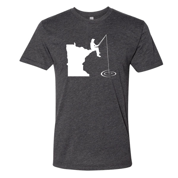 Minnesota Fishing T-Shirt