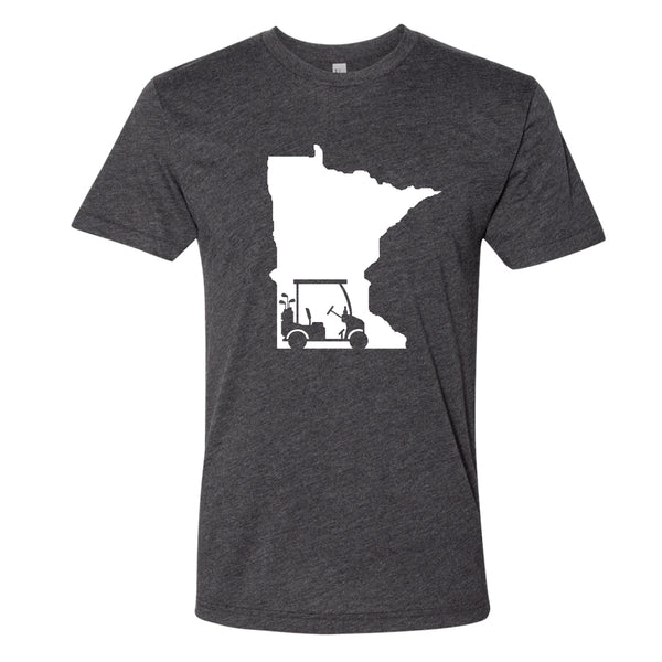 Golf Cart Minnesota Shirt