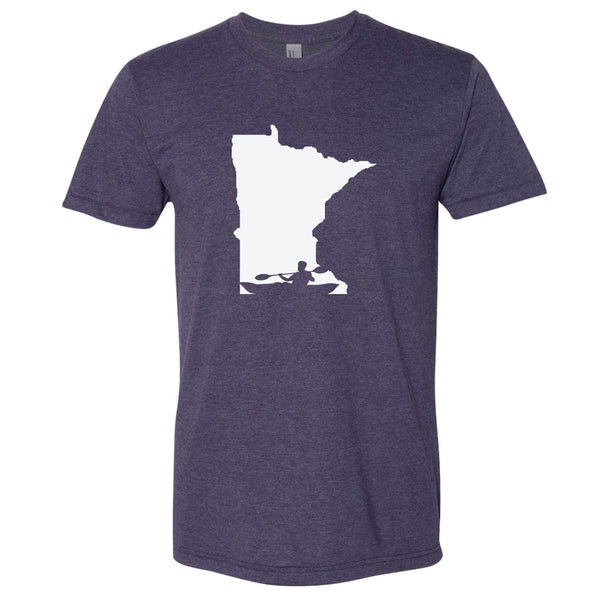 Kayak Minnesota T-Shirt