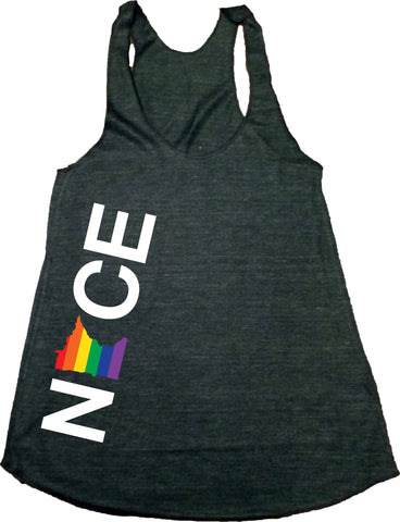 Minnesota NICE Women's Tank Top - 2016 Pride Collection