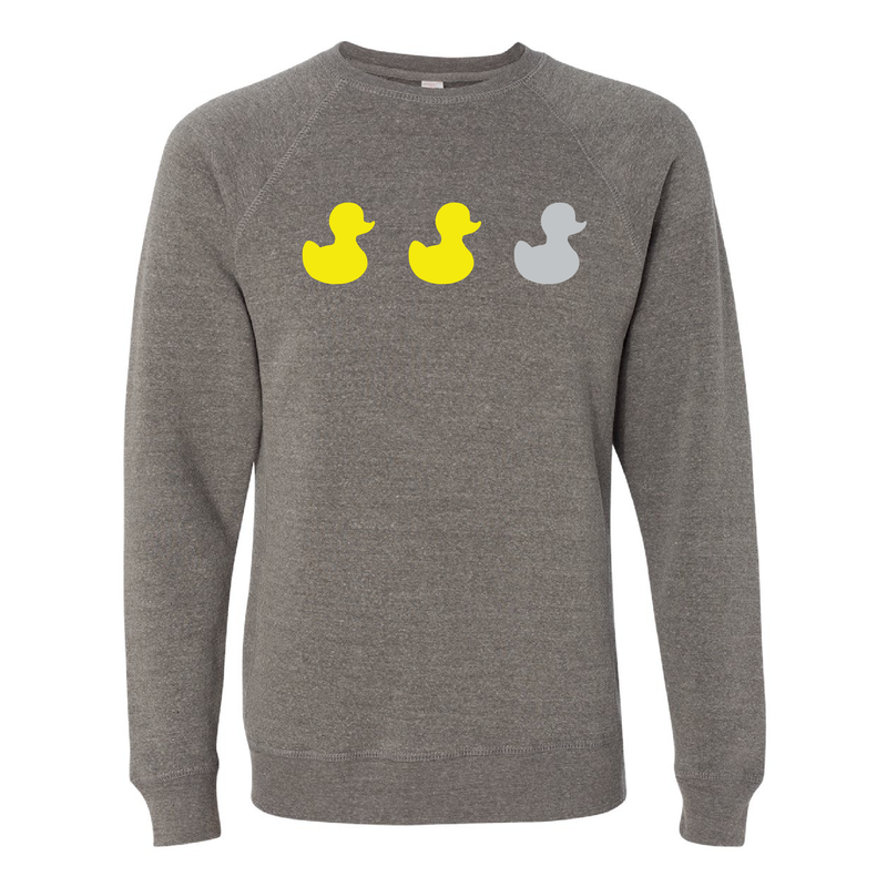 Duck Duck Grey Duck Minnesota Crew Neck Sweatshirt