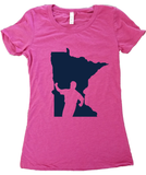 The Kirby Minnesota Shirt - Women's Fitted