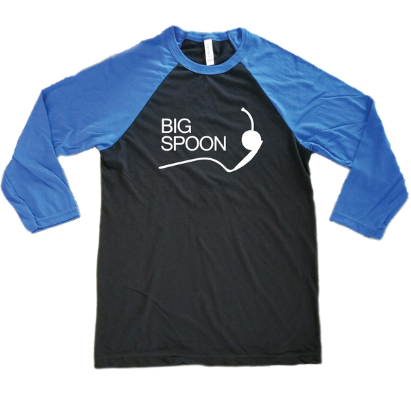 Big Spoon and Cherry Minnesota Raglan