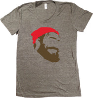 The Bunyan Minnesota T-Shirt - Womens Fitted