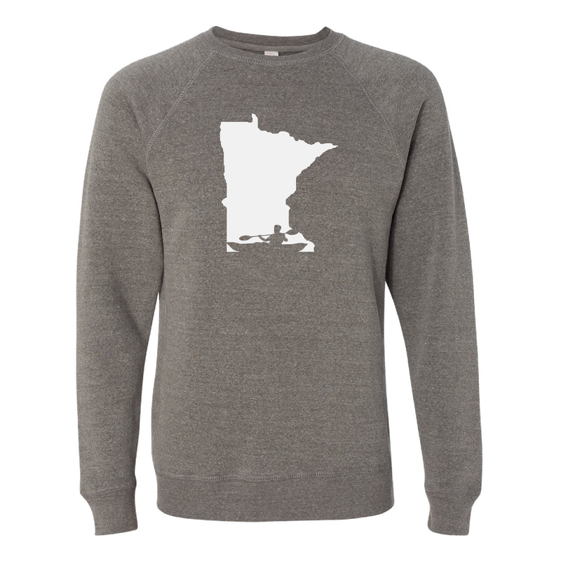 Kayak Minnesota Crew Neck Sweatshirt