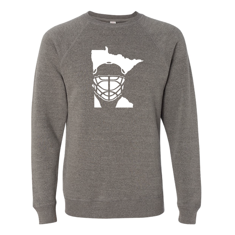 Minnesota Hockey Crew Neck Sweatshirt