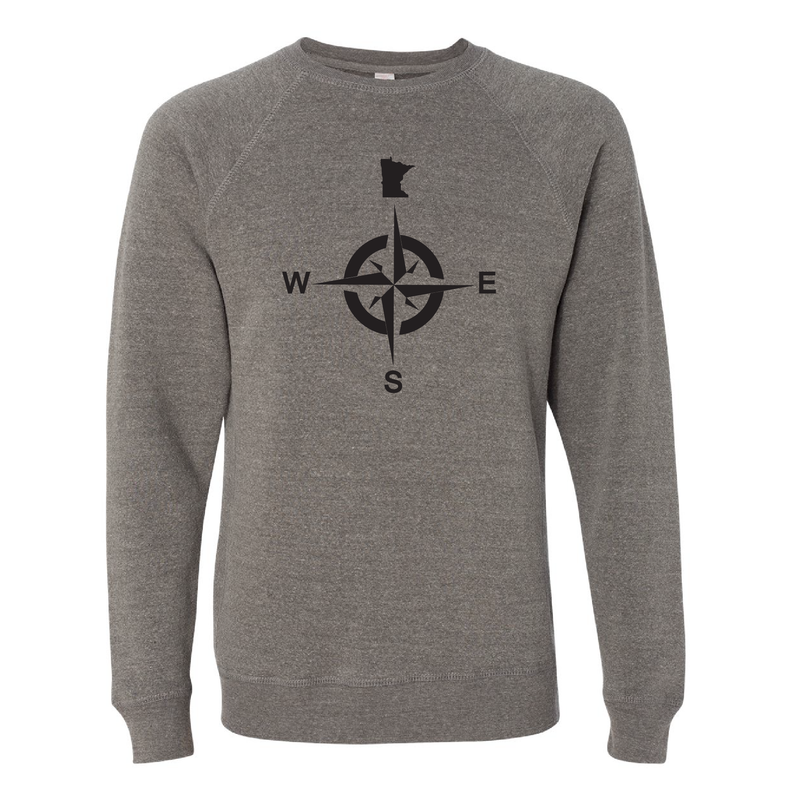 Minnesota North Compass Crew Neck Sweatshirt