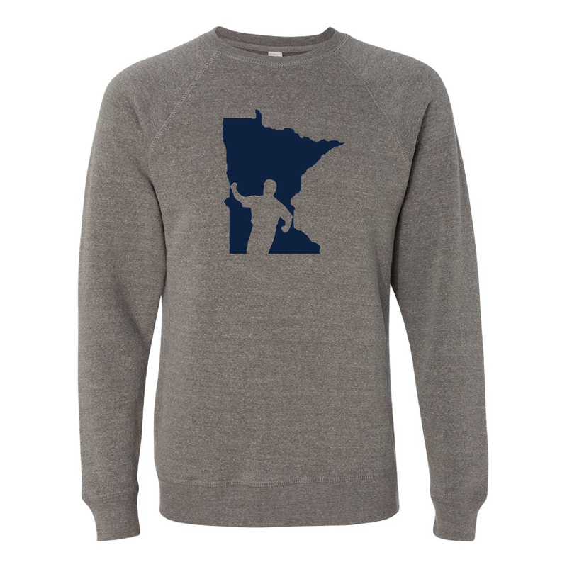 The Kirby Minnesota Crew Neck Sweatshirt