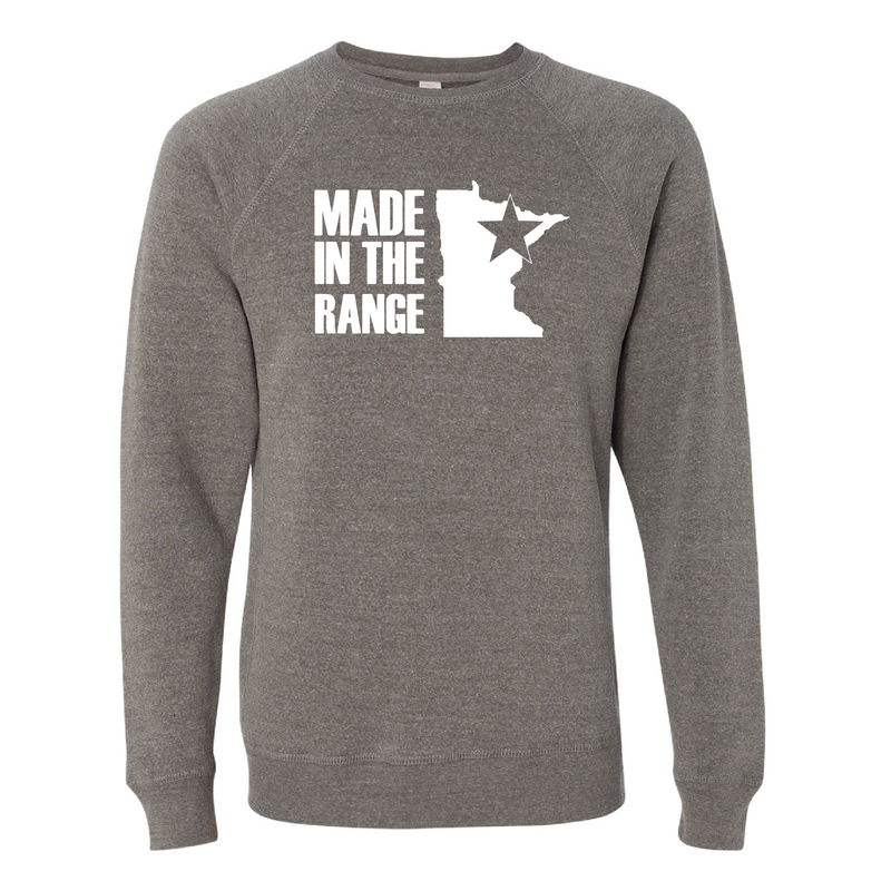 Made in the Range Minnesota Crew Neck Sweatshirt