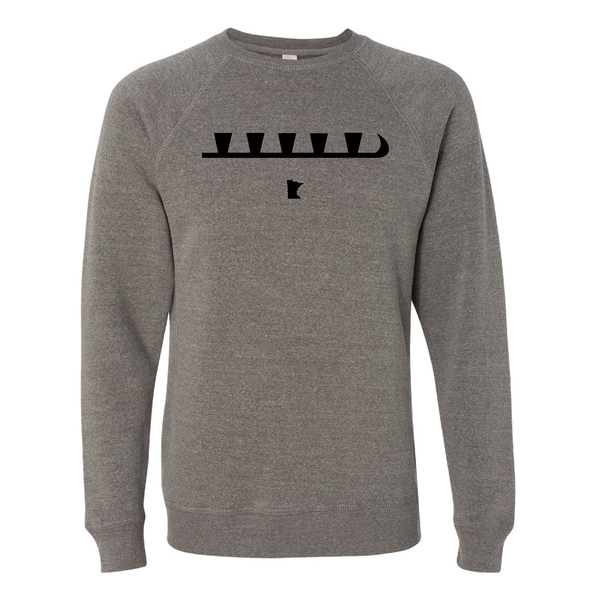 Shotski Minnesota Crew Neck Sweatshirt