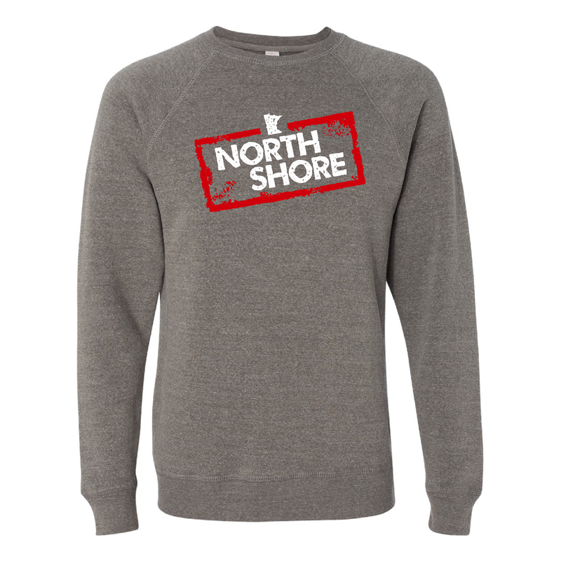 North Shore Minnesota Crew Neck Sweatshirt
