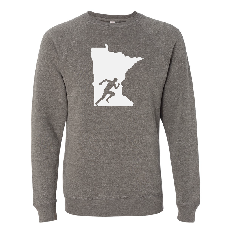 Running Minnesota Crew Neck Sweatshirt