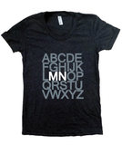 The ABC Minnesota T-Shirt - Women's Fitted