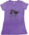 Cabin Minnesota T-Shirt - Women's Fitted