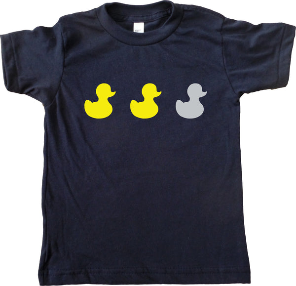 Duck Duck Grey Duck Kids T-Shirt