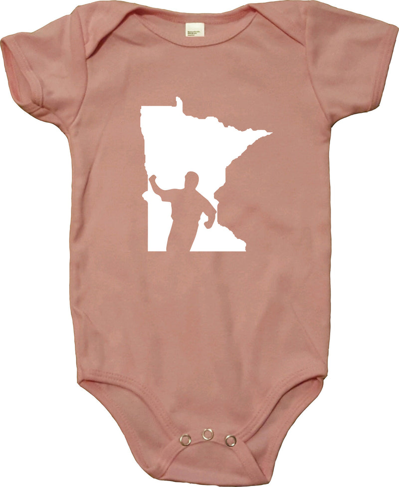 The Kirby - Minnesota Infant Baby One-Piece